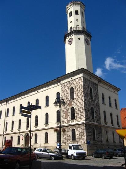 Galerie Bystrzyca Kłodzka - miejska trasa turystyczna (wycieczka piesza)