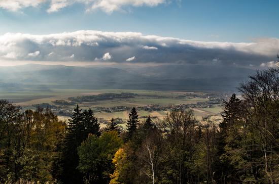Galerie Międzygórze - Igliczna - szlakiem czerwonym