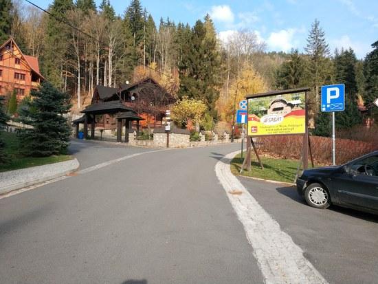 Galeria Bystrzyca Kłodzka - Międzygórze - Igliczna - Marianówka